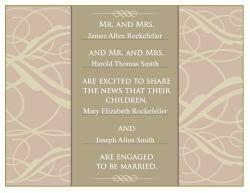 engagement announcement cards free engagement announcement cards lovetoknow