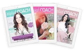 inspired coach magazine beautiful you u2013 coaching academy