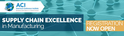 Now Open For Supply Chain Overview Supply Chain Excellence In Manufacturing