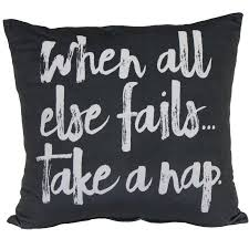 The cutest pillows that tell it like it is GirlsLife