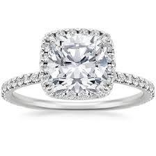 engagement rings cushion cut cushion cut engagement rings brilliant earth avante garde