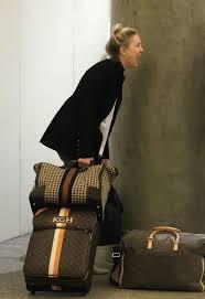 united luggage gallery celebrity baggage wjla