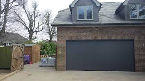 garage wicket door uk modified hormann sectional 4822 x 2100mm lpu40 l ribbed