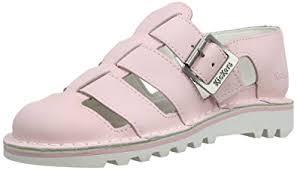 light pink sandals women s kickers kick lo weave nubk af women wedge heels sandals pink