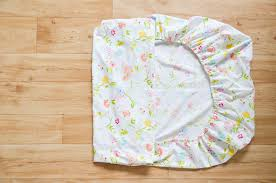 Mini Crib Sheet Tutorial Diy How To Make A Crib Sheet Project Nursery