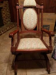Benjamin Franklin Rocking Chair Rocking Chair My Antique Furniture Collection