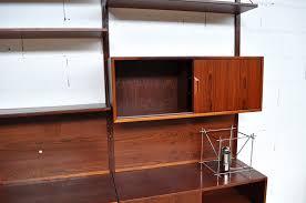 modular wall unit in rosewood sven ellekaer 1960s design market