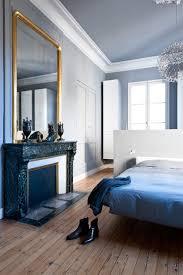 chambre architecte appartement de type haussmannien contemporain chambre