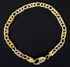 bracelet chain link styles images Rolex style link bracelet in gold catawiki jpg