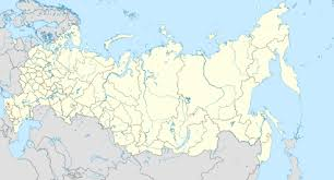russia football map 2016 17 russian professional football league