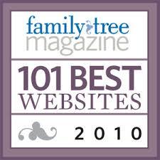 101 best websites of 2010 family tree