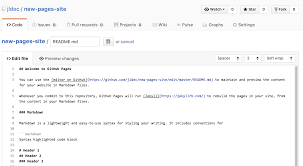 photo pages github pages websites for you and your projects hosted directly