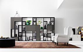 Living Room Divider Furniture Living Room Partition Bookcase For Home Pinterest Living