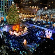 Nyc Tree Lighting The True Tale Of A Christmas Curmudgeon In Nyc