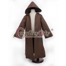 halloween jedi costume aliexpress com buy custom made star wars obi wan kenobi jedi