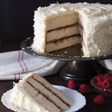 coconut raspberry layer cake taste of the south