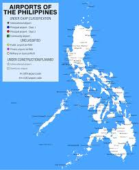 Philippines Map World by Getting Around The Philippines Gap Year