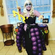 halloween witch costumes ideas ursula sea witch costume diy popsugar love u0026 photo 14