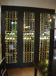 Display Cabinet With Lighting Wine Cabinet Display Led Lighting Traditional Dining Room