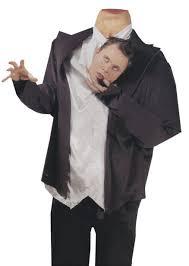 headless costume men s headless person costume costumes