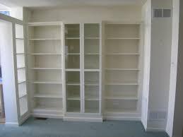 New Ikea New Ikea Billy Bookcase Built In Look 45 About Remodel Limed Oak