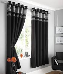 Black Curtain Sightly Black Curtains Ikuzo Curtain Perdeler Pinterest