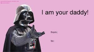 Star Wars Valentine Meme - star wars valentines card tumblr