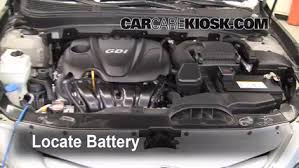 2007 hyundai sonata battery battery replacement 2011 2015 hyundai sonata 2011 hyundai