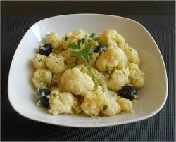 comment cuisiner du chou blanc salade de chou fleur a l italienne hepirite cuisine bioquotidienne