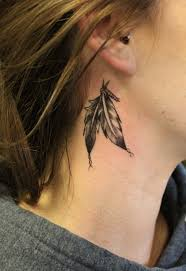 native american feather and arrow tattoos in 2017 real photo