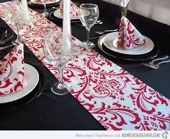 red and white table runner table runners marvellous damask runners table hi res wallpaper