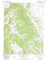 Denver Colorado On Map by Castle Rock Gulch Topographic Map Co Usgs Topo Quad 38105g8