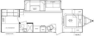 Shadow Cruiser Floor Plans 2013 Cruiser Rv Shadow Cruiser 280qbs Terry Frazer U0027s Rv Center