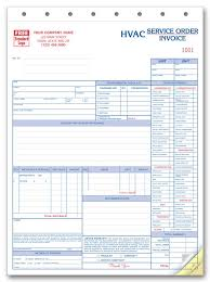 Landscaping Invoice Template by Work Orders Hvac Work Order Hvac Work Orders Print Forms