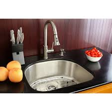 undermount 1 bowl kitchen sink faucet combo w strainer grid undermount 1 bowl kitchen sink faucet combo w strainer grid soap dispenser