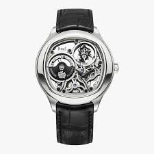 piaget emperador gold skeleton tourbillon piaget luxury g0a40041