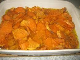 cuisiner la patate douce gratin de patate douce cuisine