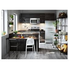 Ikea Black Kitchen Cabinets by Tingsryd 2 P Door Corner Base Cabinet Set Ikea