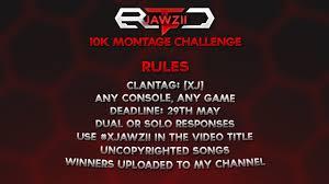 Challenge Montage Jawzii 10k Montage Challenge