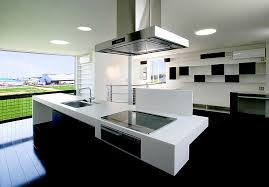 kitchen interior decor large kitchen interior design home improvement 2017 cool and
