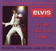 elvis cd let me take you home the elvis files