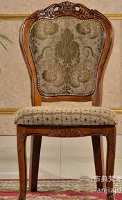 continental hotel furniture wood chair wooden chair restaurant
