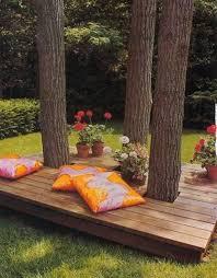 Tree Ideas For Backyard 25 Trending Wooded Backyard Landscape Ideas On Pinterest Forest
