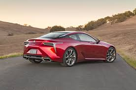 new lexus 2016 2017 all new lexus lc 500 offers perfect handling autocarweek com