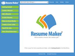 resume maker resume maker for windows on steam