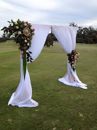 Wedding Archway Rustic Wooden Wedding Arch Wedding Hire Melbourne U0026 Events