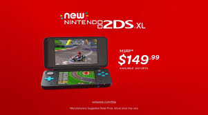 2ds emulator android new nintendo 2ds xl officially revealed for 149 99 releasing in