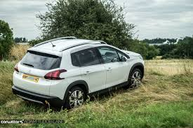 lexus crossover 2008 2016 facelift peugeot 2008 review carwitter
