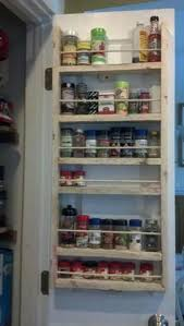 Rustic Spice Rack Kitchen Shelf Cabinet Made From Best Home Rustic Spice Rack Kitchen Shelf Cabinet Made From Reclaimed