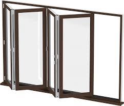Upvc Bi Fold Patio Doors by Liniar Bi Fold Doors Trade Double Glazed Doors Suffolk